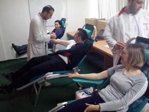 Dobrovoljno doniranje krvi - CETI