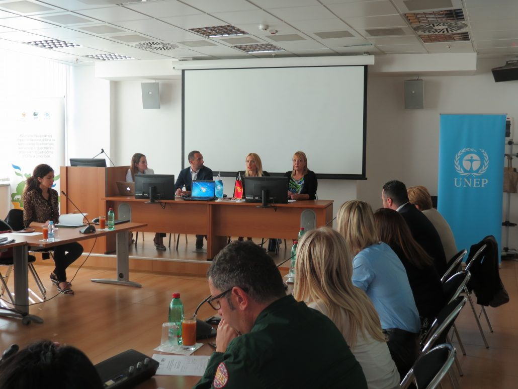 """Inception meeting and workshop – Project """"Review and update"""